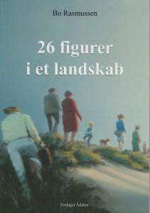 26 figurer i et landskab